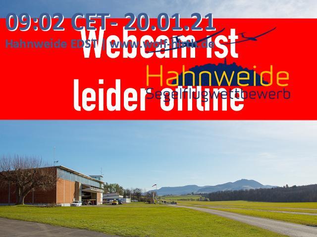 Webcam auf der Hahnweide